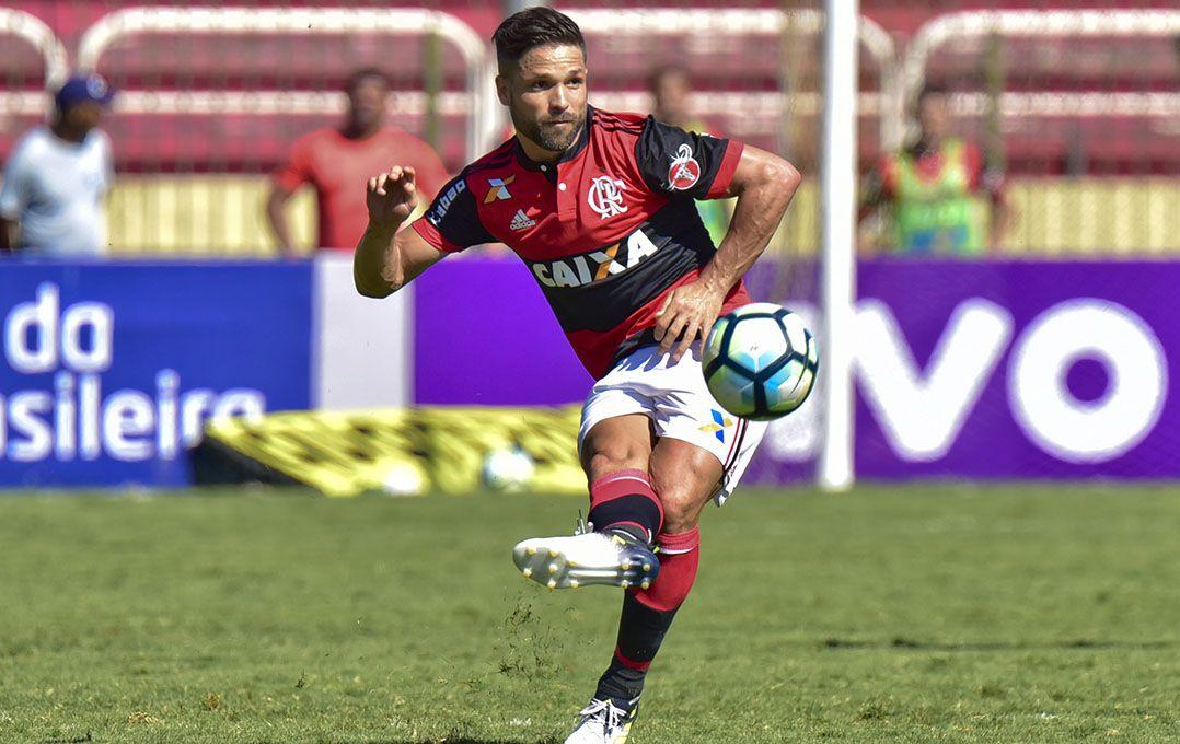Diego vai comandar o Flamengo nas quartas da Primeira Liga (Foto  Thiago  Ribeiro Agif Estadão Conteúdo) 2a0d201d70867