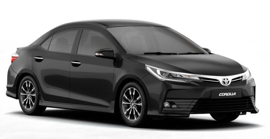 Toyota fará recall do Corolla para substituir cinto de segurança