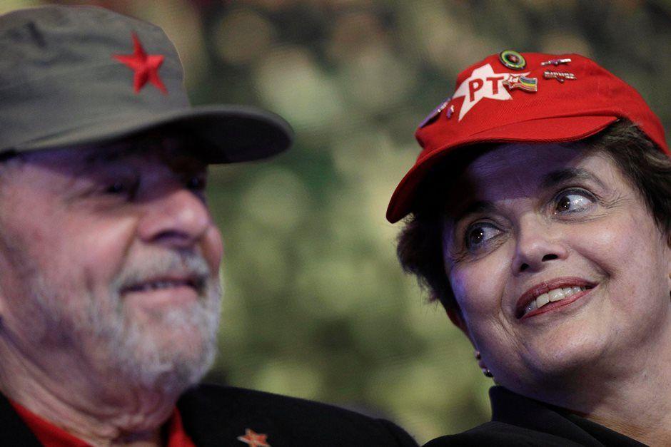 Dilma diz que Lula 'jamais interferiu' em seu governo