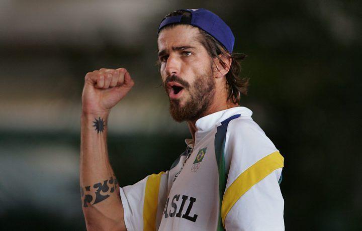 Flavio Saretta, ex-tenista, completa a equipe da Band / Divulgação