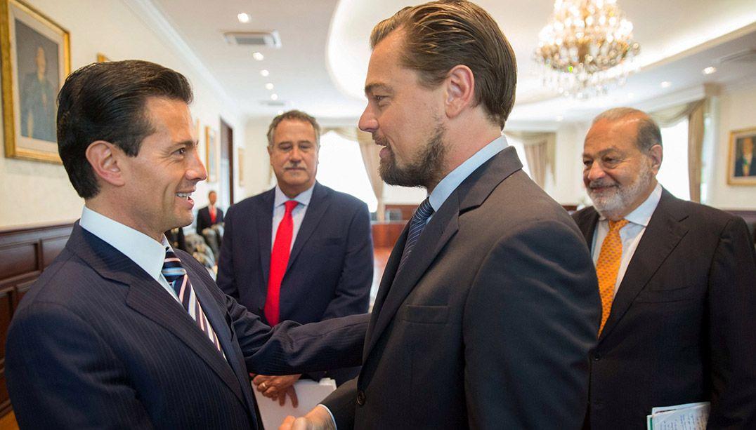 México e DiCaprio criam plano para salvar espécie ameaçada