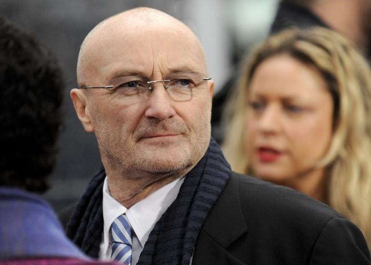 Phil Collins adia shows em Londres devido a ferimento na cabeça