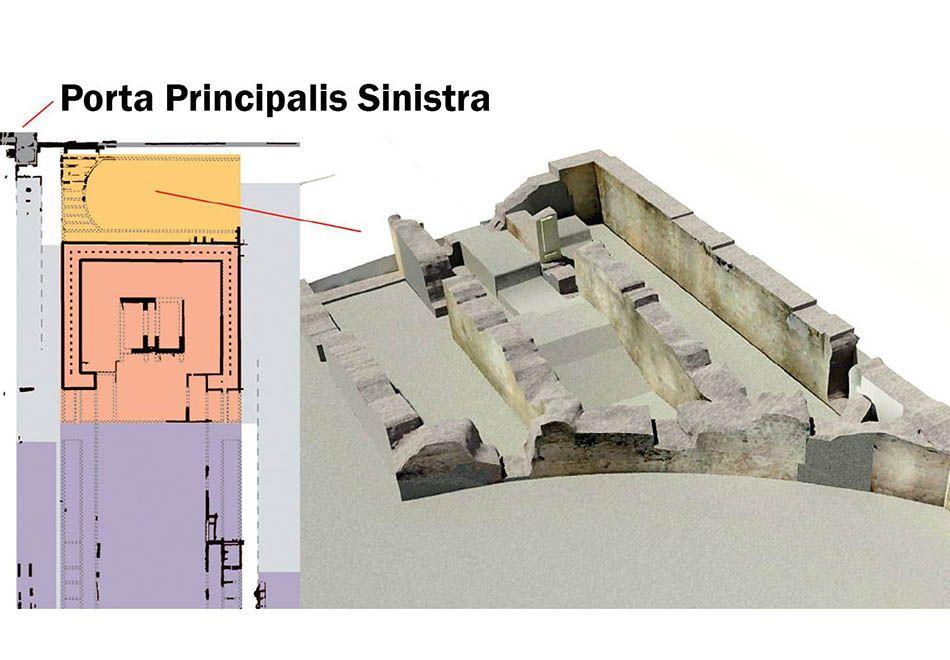 Estádio do Império Romano é descoberto em Aosta