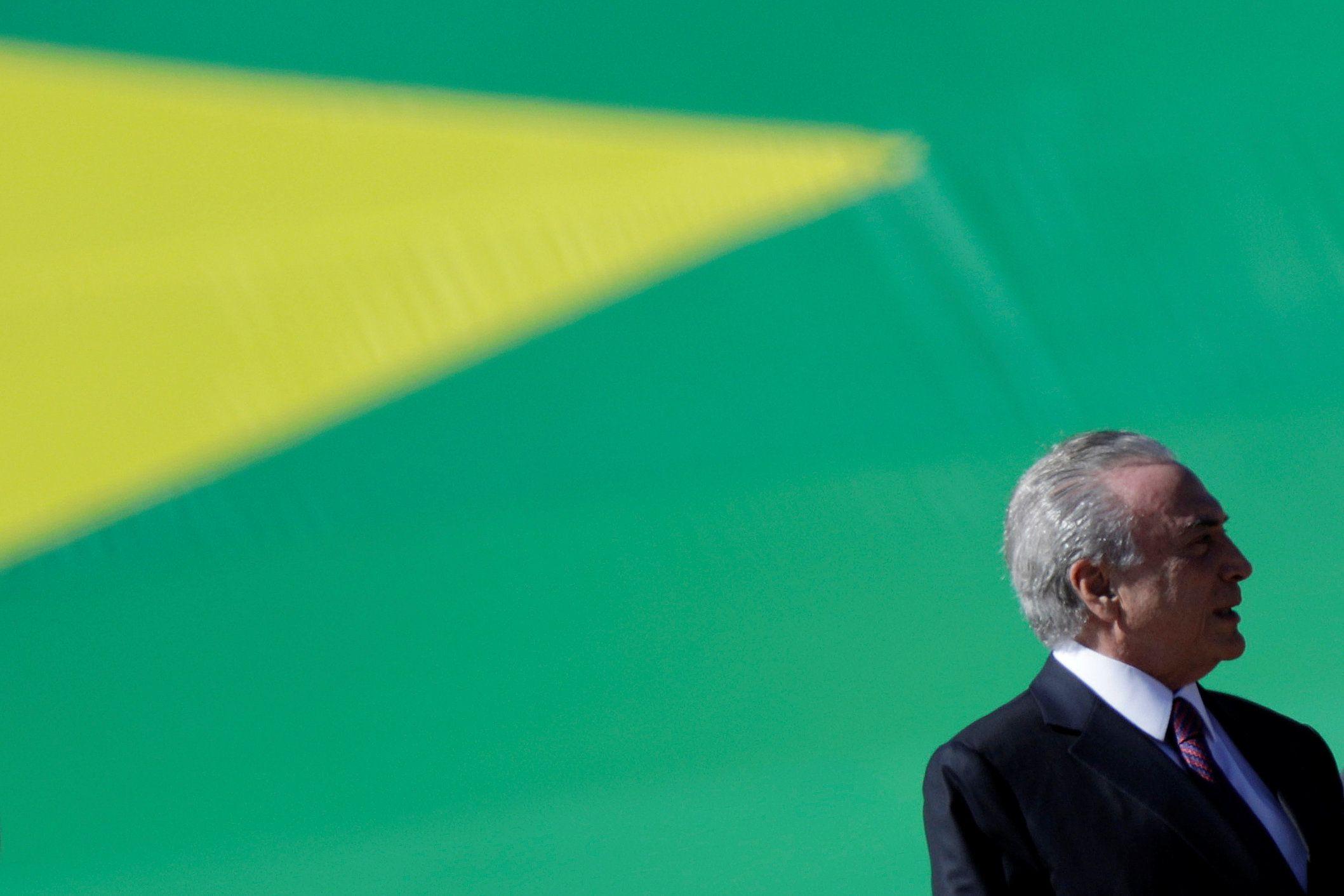 Temer disse pretende chegar até o fim do mandato com as três reformas aprovadas / Ueslei Marcelino/Reuters