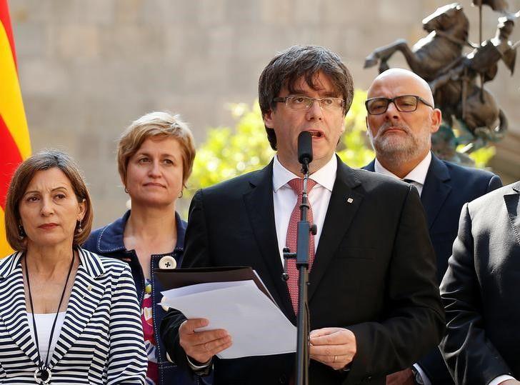 Catalunha convoca novo plebiscito sobre independência