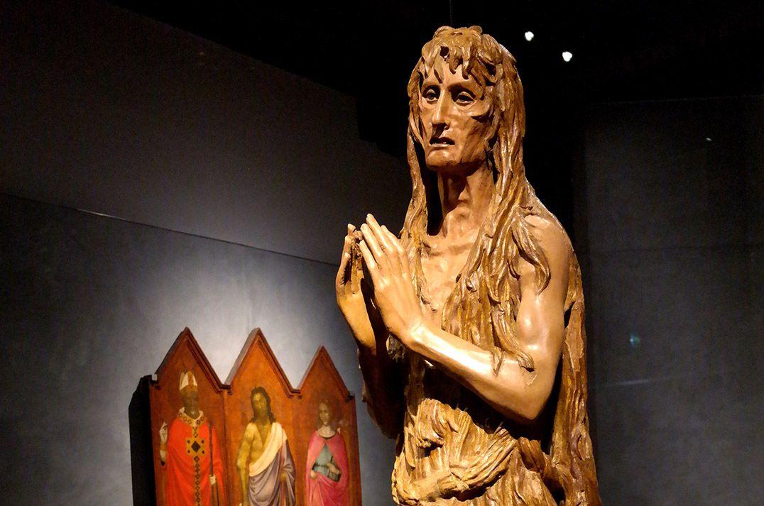 Museu de Florença permitirá que visitantes toquem em 8 obras