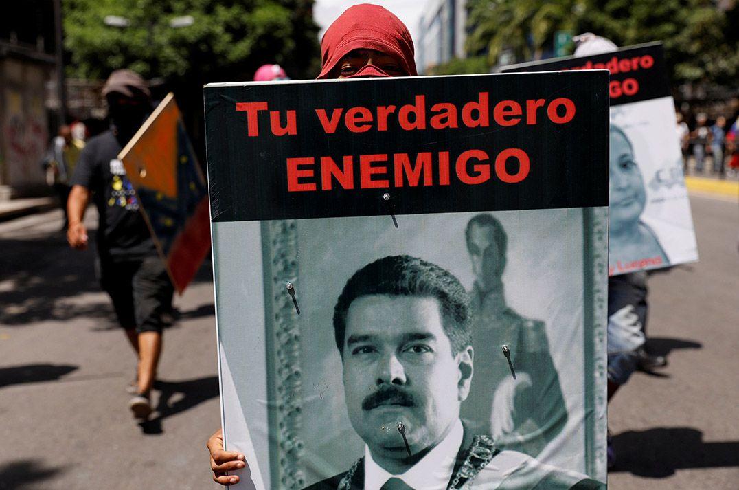 Venezuela: maioria rejeita planos para nova Constituição
