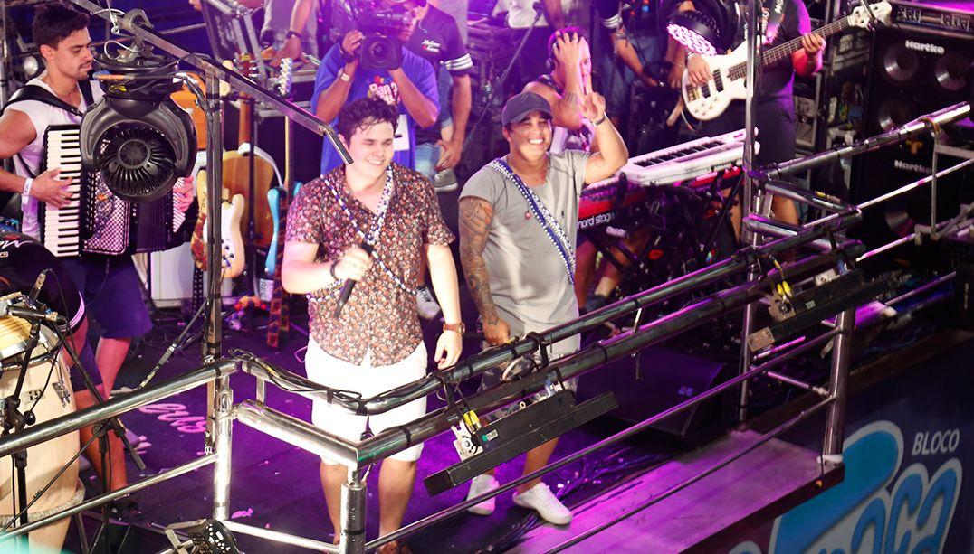 Matheus e Kauan irão a Salvador novamente em 2018