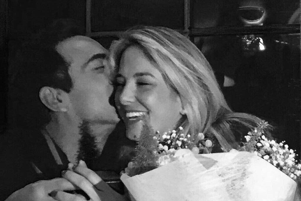 Ticiane Pinheiro festeja noivado: Estou até boba