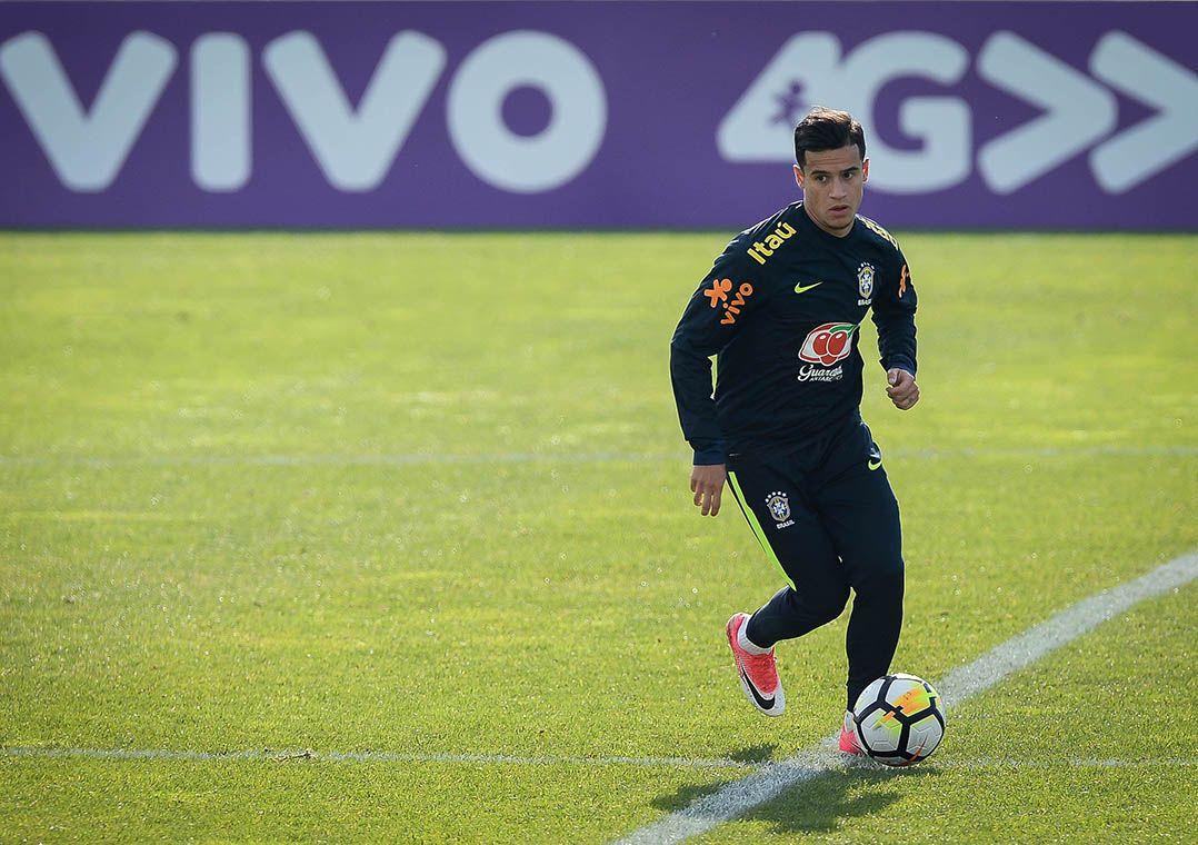 f88a85ff34 Philippe Coutinho se firmou como titular da Seleção (Foto  Pedro  Martins MoWA Press )