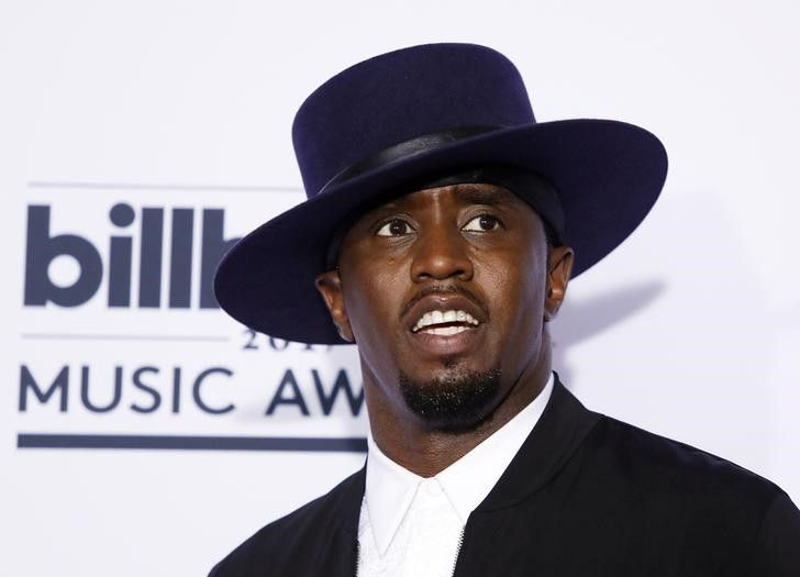 Sean Combs é o artista mais bem pago do mundo