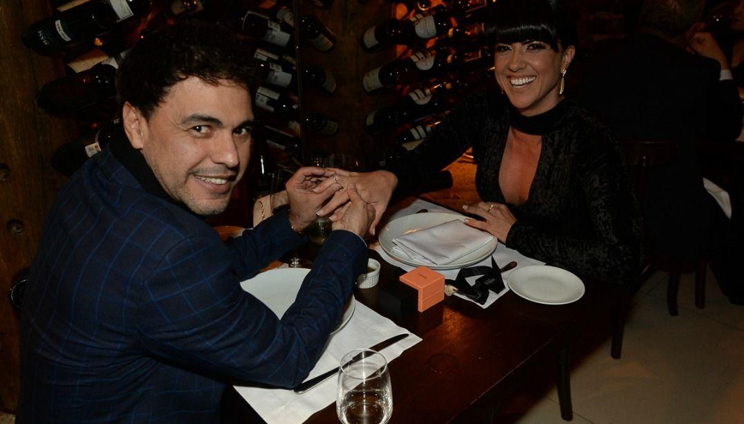 Os dois estão juntos desde 2014 / Francisco Cepeda/AgNews