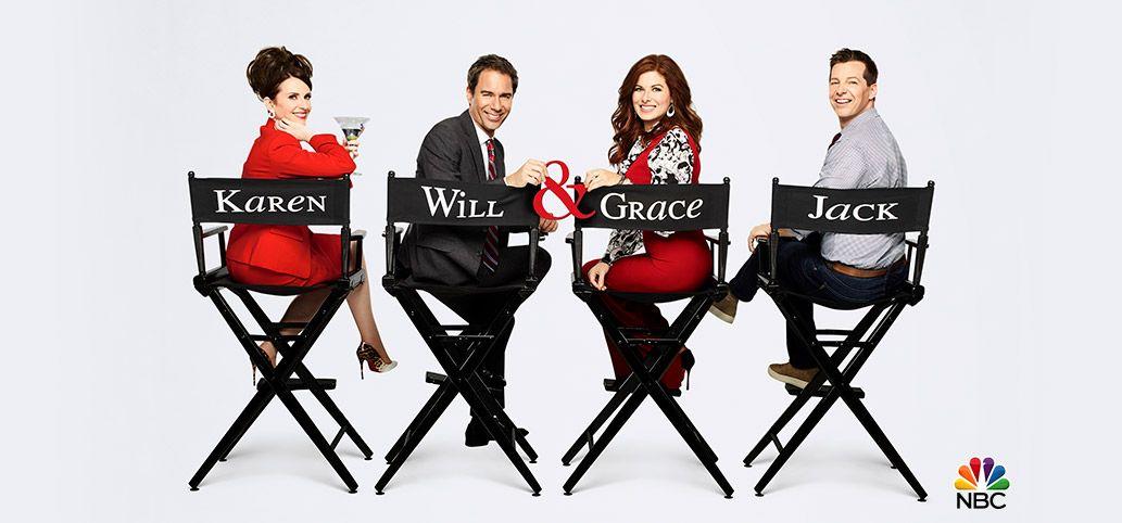 Diretor mostra parte de episódio de Will & Grace