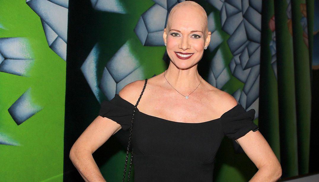 Laura Wie fala sobre câncer: Descobri sem querer