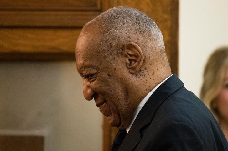 Bill Cosby chega a tribunal em Norristown  / Matt Rourke/Reuters