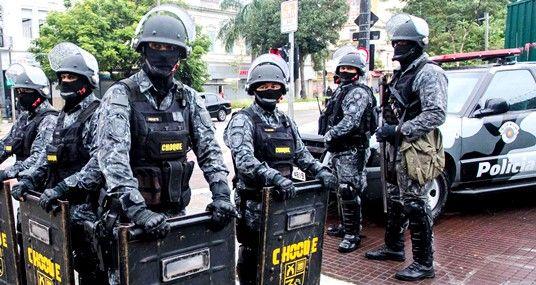 O dia dia dos agentes da lei / Divulgação