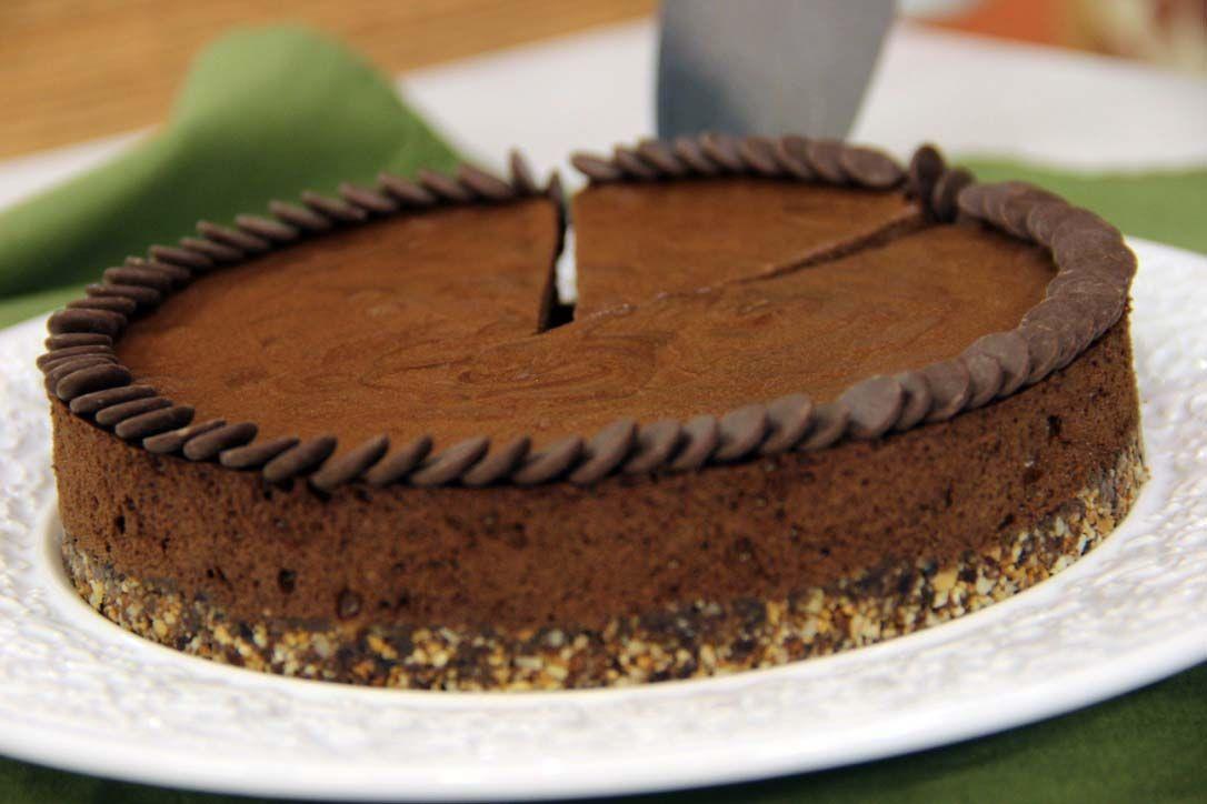 Torta Mousse de Chocolate / Divulgação / Band