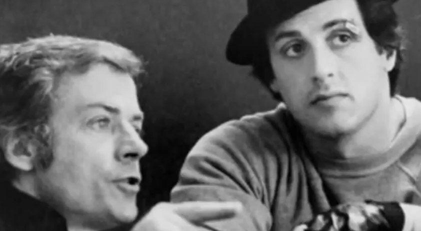 John G. Avildsen dirigió a Sylvester Stallone en Rocky / Reproducción / YouTube