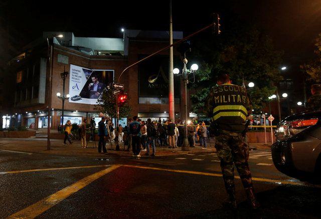 Colômbia: Explosão em shopping deixa 3 mortos
