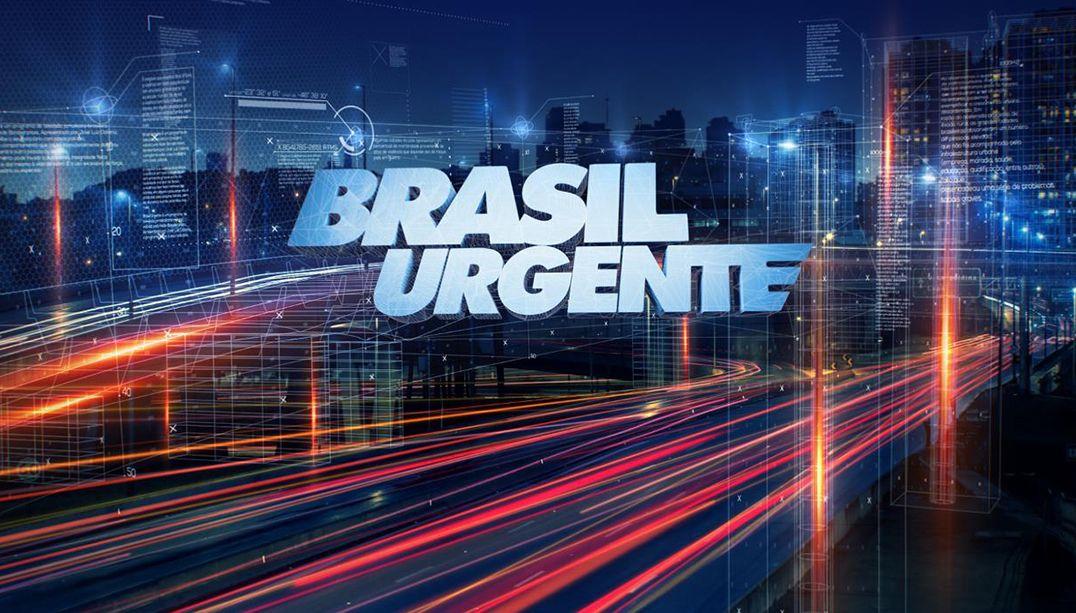Brasil Urgente estreia novo cenário com vários recursos / Divulgação
