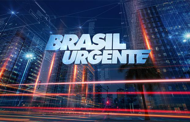 Brasil Urgente estreia novo cenario