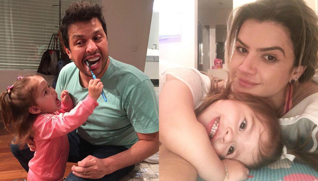 A pequena diverte seus fãs com suas brincadeiras / Divulgação/Instagram