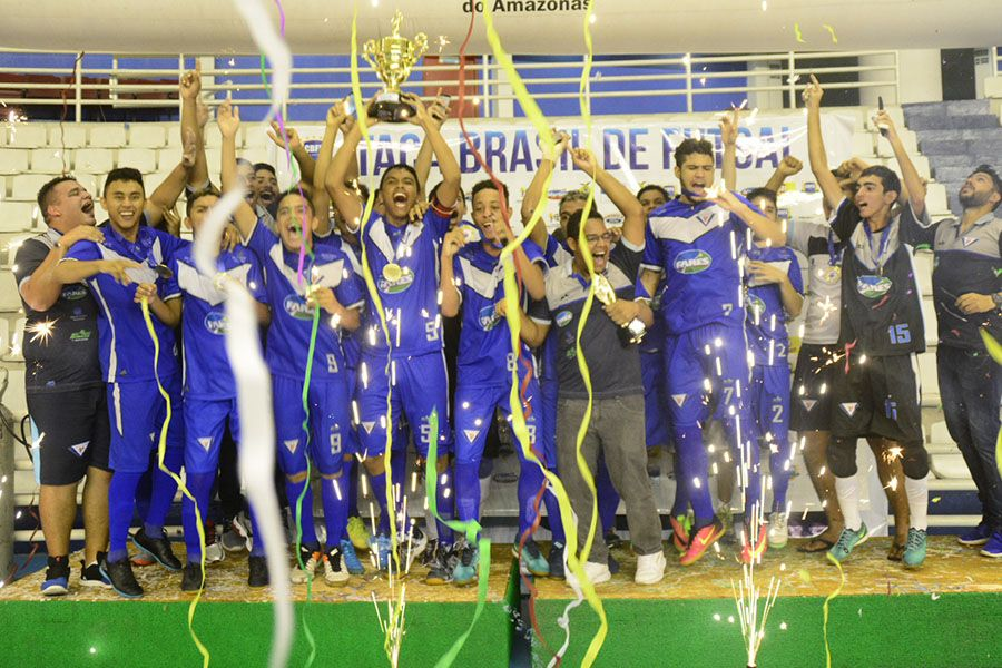 Equipe joga junto desde o início, há 6 anos / Antônio Lima/Sejel