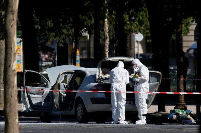 Paris prende 4 pessoas suspeitas de terem ligação com ataque