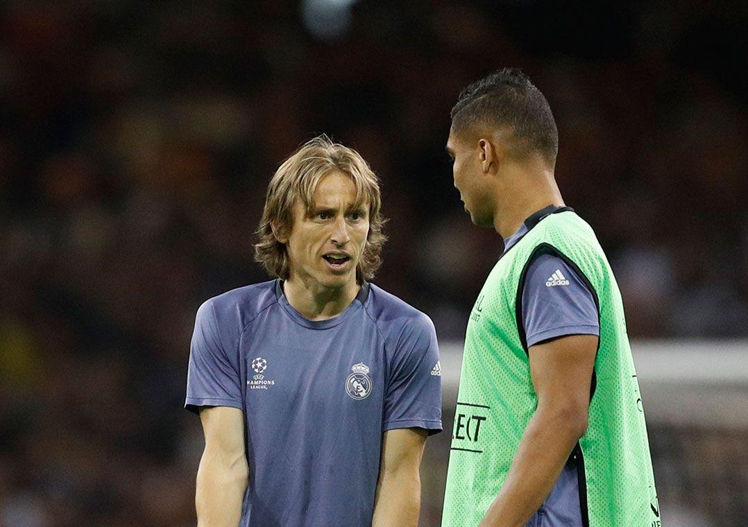 Modric teria mentido em seu testemunho da última terça-feira / Darren Staples Livepic/Reuters