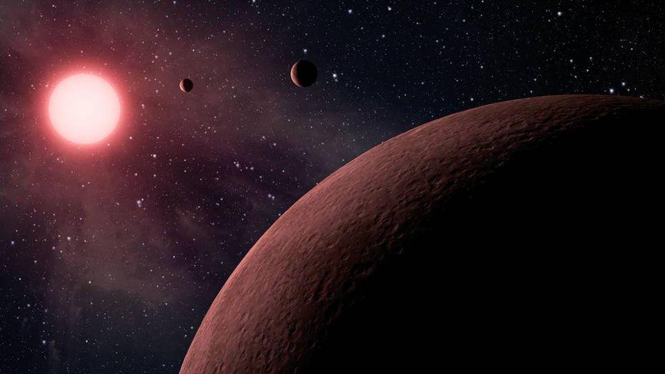 Agente também deverá proteger a Terra de uma possível contaminação por planetas como Marte / Divulgação/Nasa