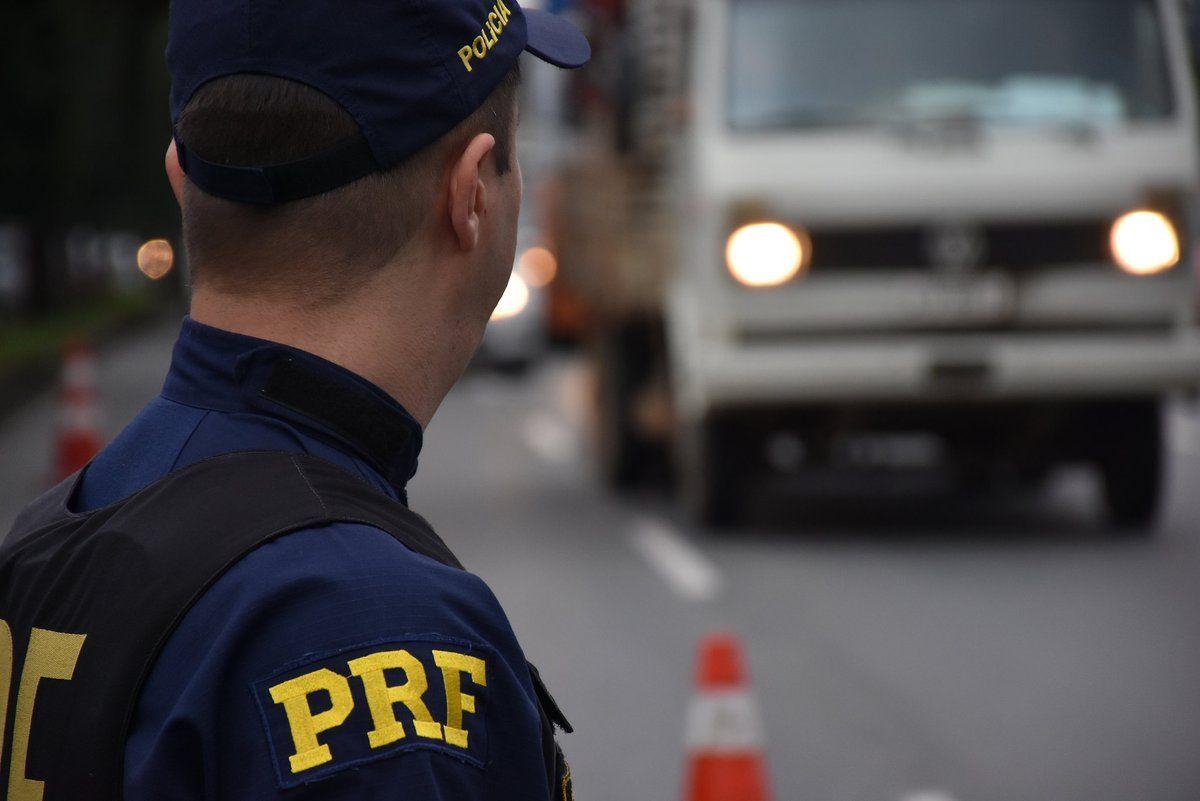 Dados fazem parte do balanço realizado pela Polícia Rodoviária Federal / Divulgação/Polícia Rodoviária Federal