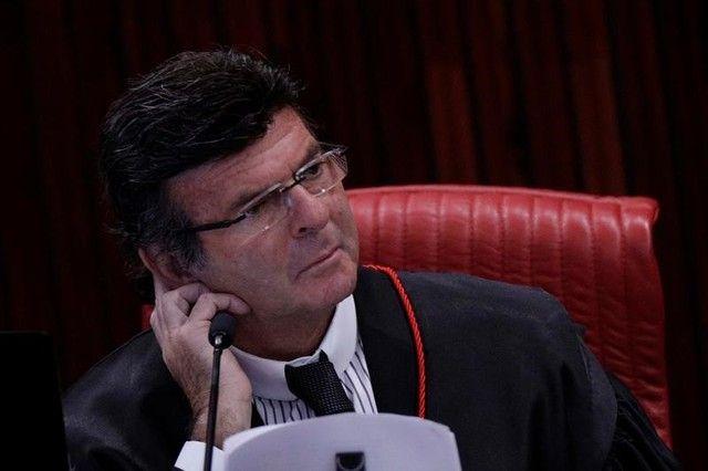 Fux lembrou que a delação não pode condenar, ela é um meio de prova que deve vir acompanha por outras / Ueslei Marcelino/Reuters