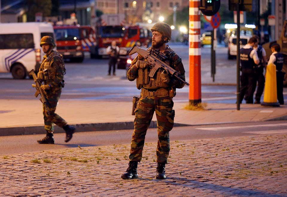 Procuradoria da Bélgica trata explosão como 'terrorismo'