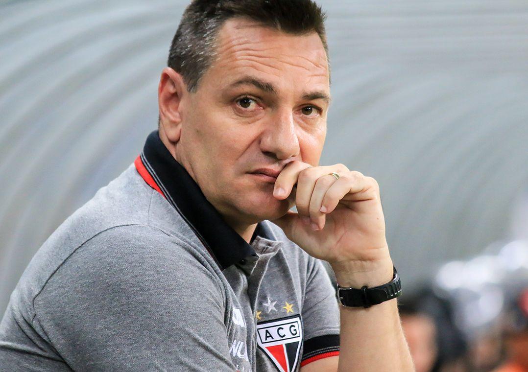 Demitido pelo Atlético-GO, Doriva é o 4º técnico a cair na rodada