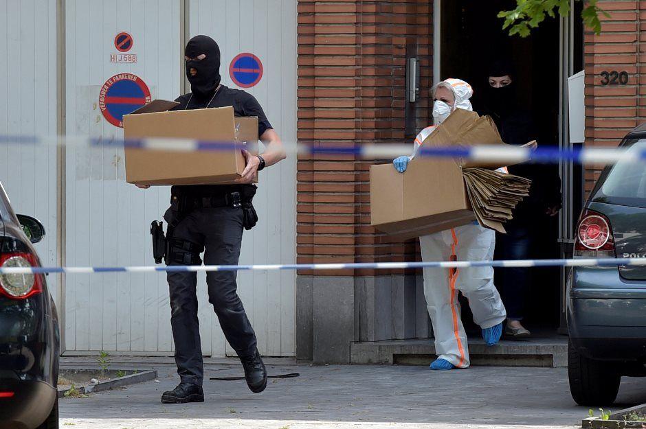 Ministério Público belga revela que suposto terrorista é marroquino