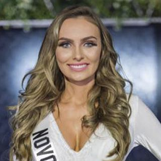 Perfil: Miss Novo Hamburgo, Luísa Brandt