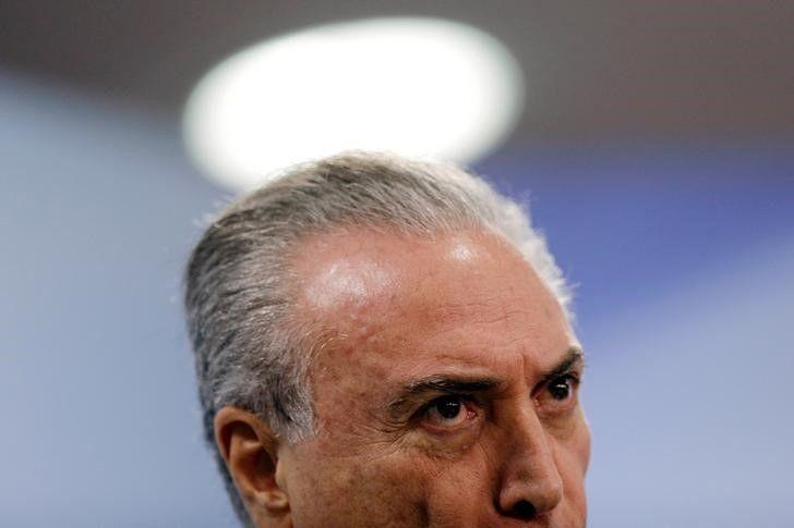 Temer pediu 'comissão' de R$ 20 mi, diz Funaro