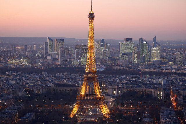Obras para 'blindar' Torre Eiffel começam em setembro