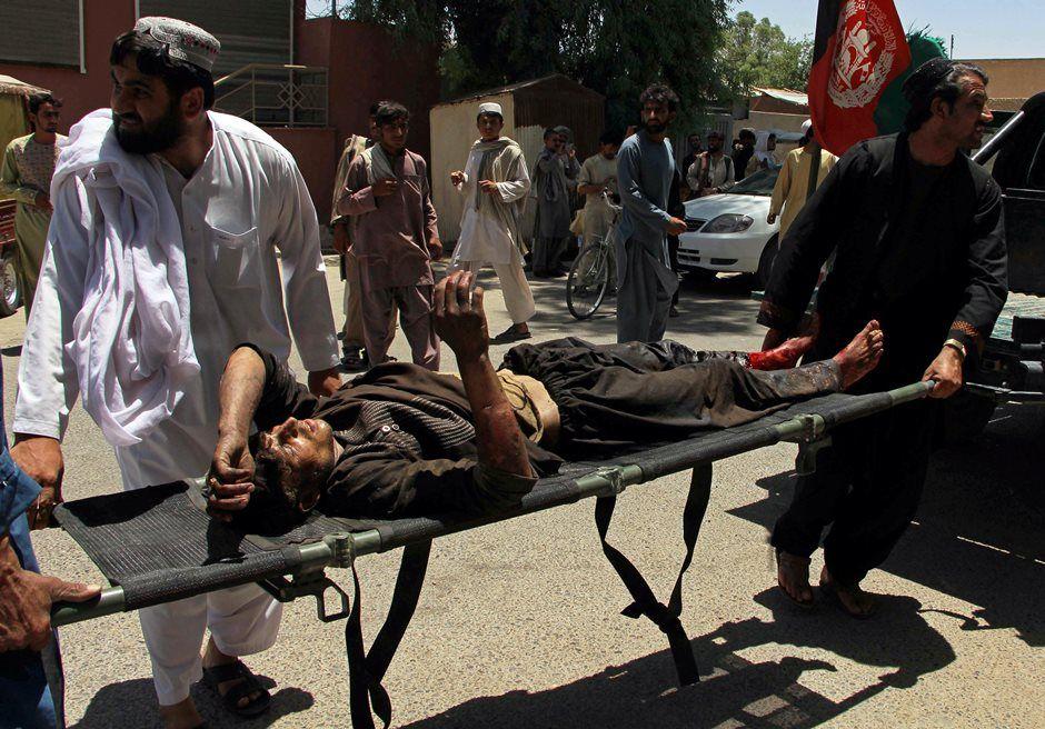 Afeganistão: atentado contra banco deixa mortos e feridos