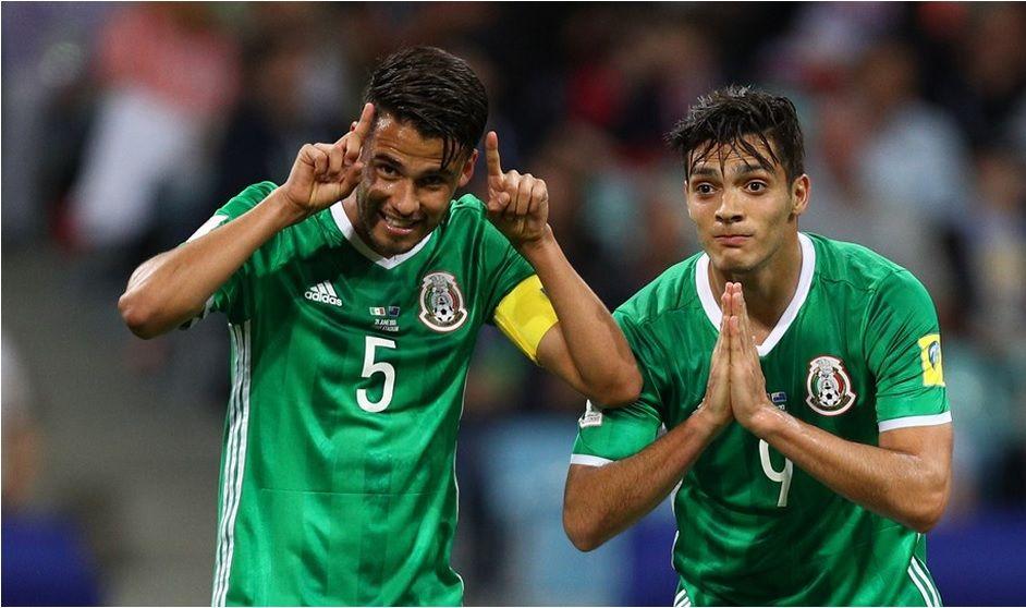 México e Rússia