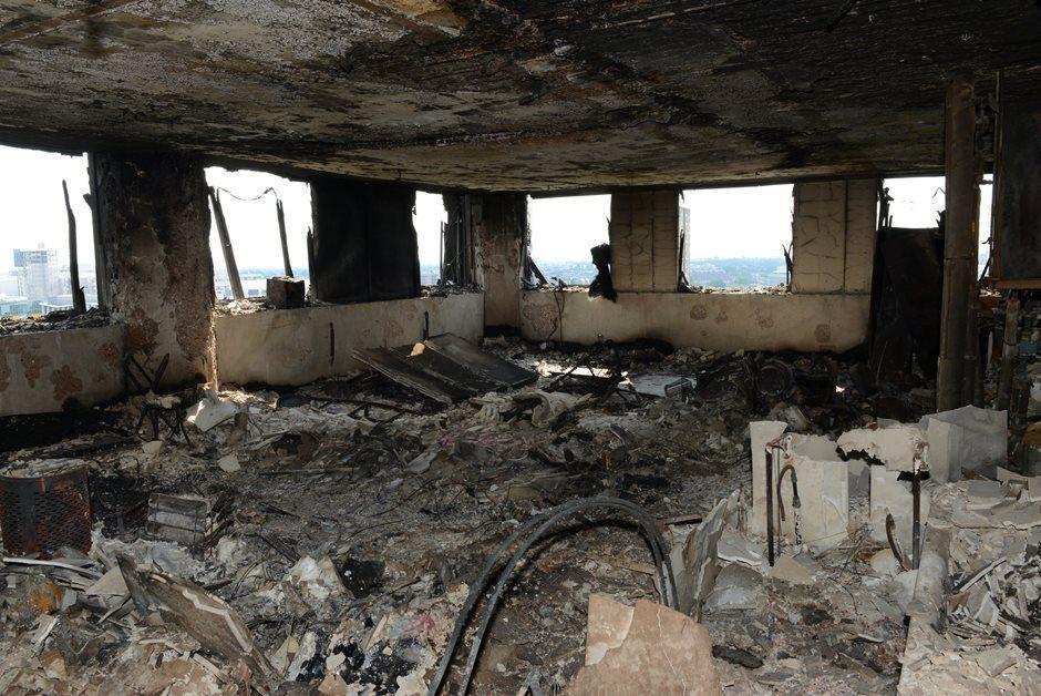 Incêndio em prédio de Londres começou em geladeira