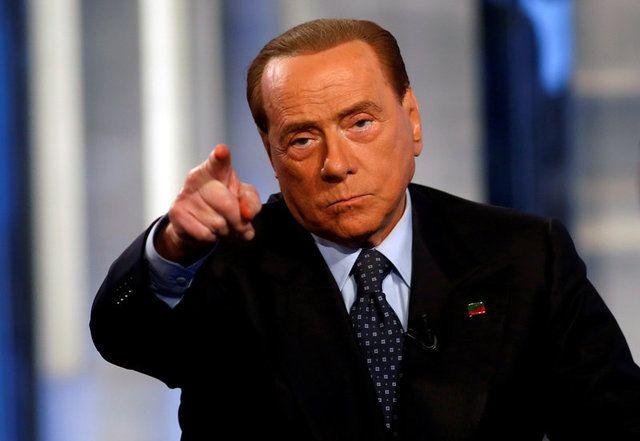 'Em Trump, o que eu gosto é a Melania', diz Berlusconi