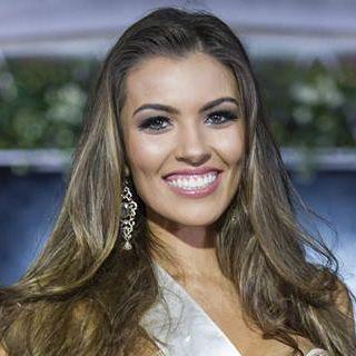 Perfil: Miss São Borja, Vitória Bisognin