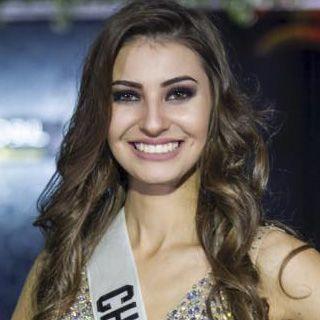 Perfil: Miss Charqueadas, Ariana Picolotto