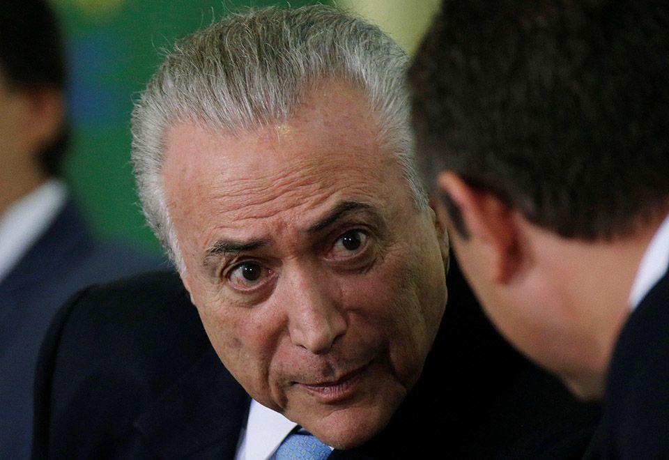 Aprovação de Temer bate 7% e é pior que Dilma pré-impeachment