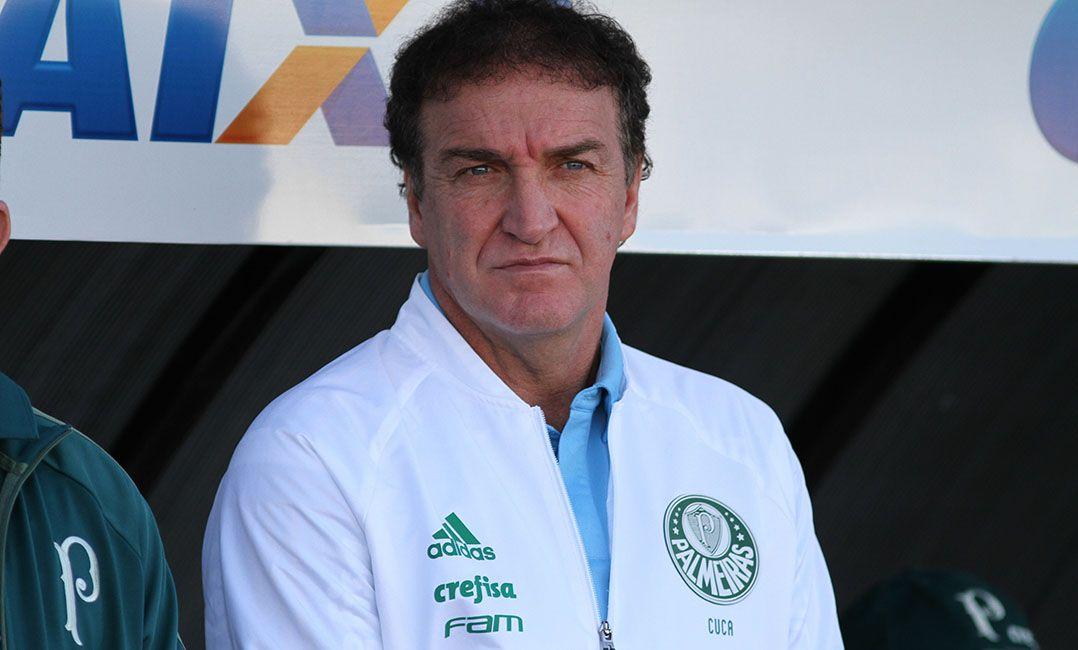 Cuca diz que Palmeiras teve espírito de Libertadores contra a Ponte