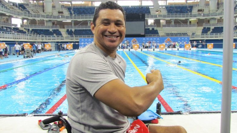 Campeão paraolímpico visita alunos de São José dos Campos