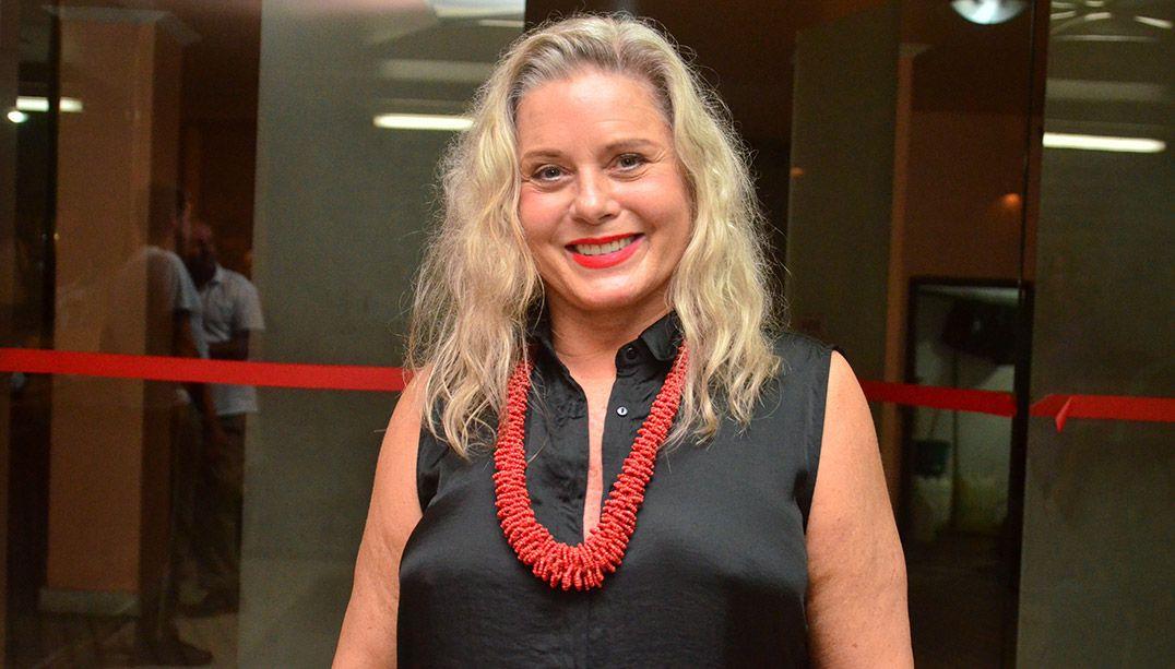 Vera Fischer é internada na Gávea