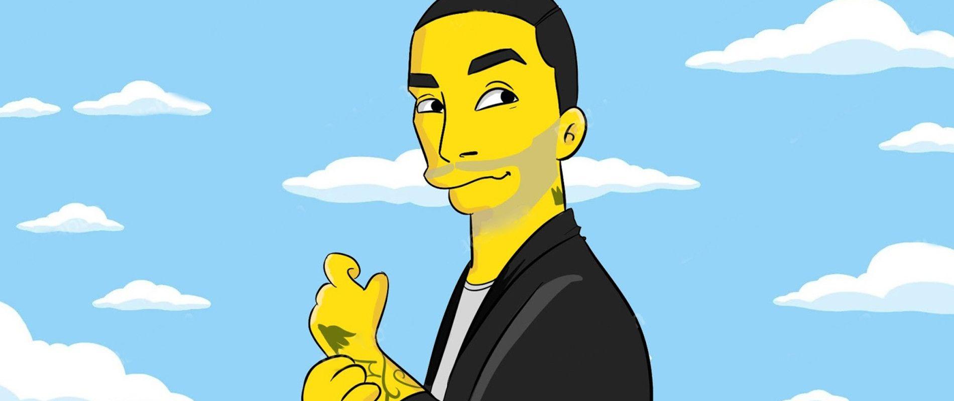 Maluma vai à Springfield