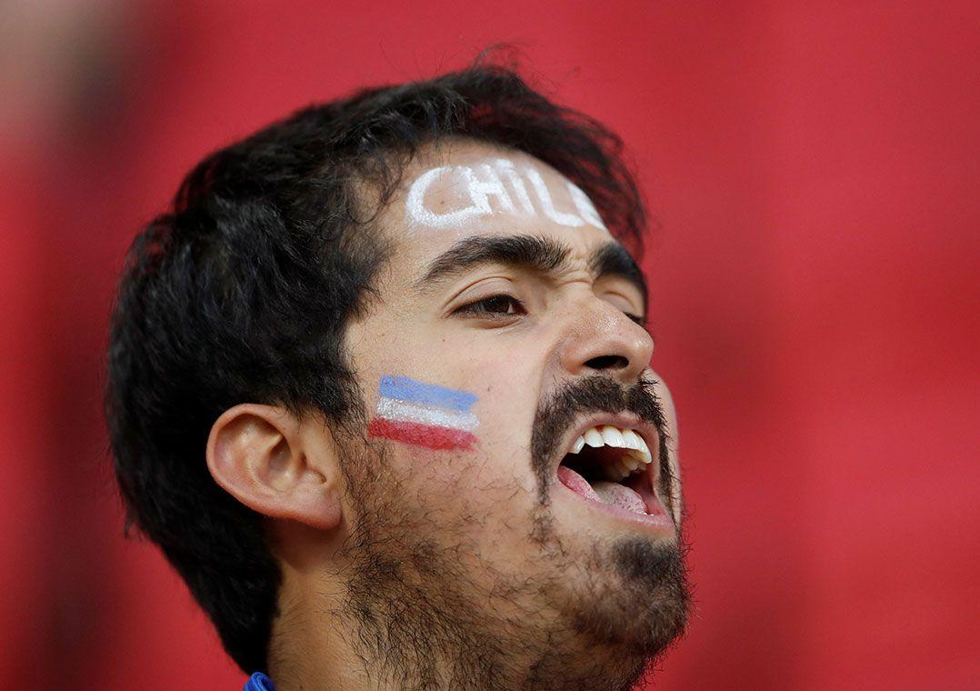 Portugal x Chile pela Copa das Confederações